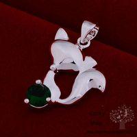 LK-an970 925 стерлингового серебра ожерелье 925 серебро моды ювелирные изделия Кулон Фокс /cfrakwya erkanira
