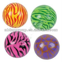 "6"" Neon Safari High Bouncing Ball"