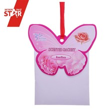 Winningstar hot selling different scents scented sachet fragrance air freshener fragrance fresheners