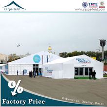 Fabric covered buildings waterproof sport tent