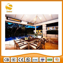 Infrared quartz heater ,electric heater ,wall mounted infrared heater Patio waterproof