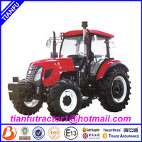 Chinese 135hp tractor agricola for sale
