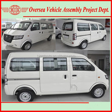 998cc lhd/rhd front wheel drive petrol city logistics mini van
