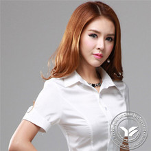washed Guangzhou polyester/cotton classics custom shirt and pant color combinations