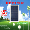 Factory direct sale 200W Poly Solar Panel in China with high quality