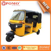 Bajaj Style 2016 Tuktuk Passenger Tricycle With Strong Bracket