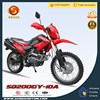 2015 Sport Motorcycle Cheap Motorcycle with 200cc Unique Designed Good Seller SD200GY-10A