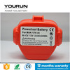 New replacement power tool battery for mak 12v 2ah ni-cd battery 4013D 4191DZ