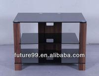 LED LCD TV unit stand design