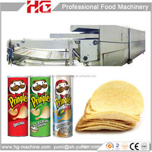 Shanghai HG highly reliable & economic automatic potato chips maker