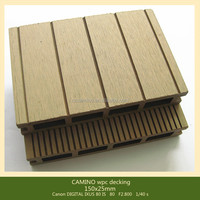 Camino outdoor composite Synthetic park landscape flooring