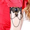 2015 rhinestone arm band bracelet pearl lace bracelet jewelry wholesale upper arm jewelry
