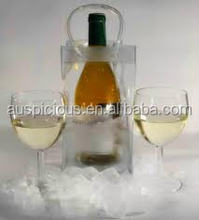 New fashion pvc wine bag for all kinds of colors