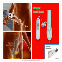 Hot sale and cheap!!! electronic therapy penis enlargement sex toy for man stimulator massage deivce EA-C13M