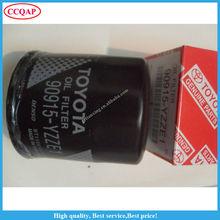 High Quality New Original Auto Car Engine Oil Filter for Toyota 90915-YZZE1