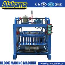 energy saving high profit productive manual block machine
