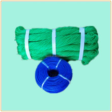 pe fishing twine and rope/pp twine for fishing net,3 inch diameter rope,380D
