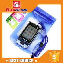 Various classical waterproof bag with armband for mobile phone