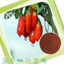 Factory Organic Goji Berry Extract Powder / Goji Polysaccharide