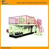 EV45B automatic interlocking soil block machine
