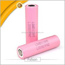 LGABD118650 li ion battery 3000mah 3.7v rechargeable lg battery cell