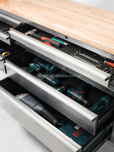 Hyxion Steel tool box with drawer