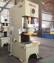 100ton eccentric shaft punch press
