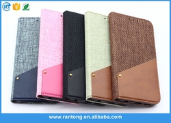 New arrival hot sale attractive style pu leather cell phone case for samsung galaxy s3 s4 s5 s6 with good price