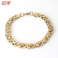 High Quality And Fashion Cheap Cool Wholesale Men Stainless Steel Bracelet