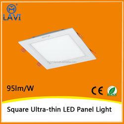 2 years Warranty bottom price Aluminum+LGP aluminium panel light frame