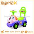 baratos crianças passeio em carro de plástico com certificado