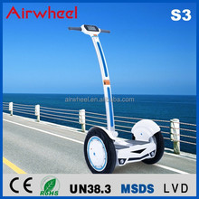 Airwheel new design 2 wheel balancing zappy electric scooter
