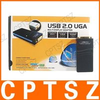 USB 2.0 UGA Multi-display Adapter