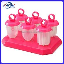 TV Kitchen Tool Ice Cream Pop Popsicle Mold