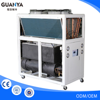 Factory made strictly checked compressor power 0.75kw water chiller