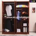 Baratos armario ropero/armario del dormitorio