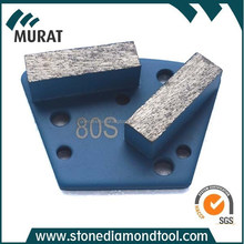 Concrete Used Diamond Floor Grinding Head