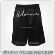 Design custom your own Style sublimated basketball short