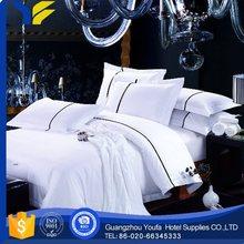dobby Guangzhou 60*60s little girl crib bedding set
