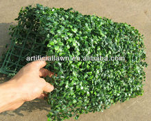 china manufacturer artificial grass hedge fence artificial boxwood hedge outdoor decoration hedges 2013