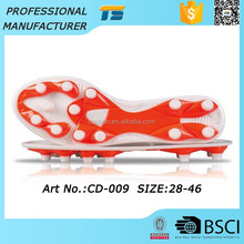 New Arrival Abrasion Resistant Shoe Sole Trader Womens Tpu Soccer Shoe Sole
