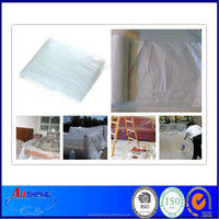 CHINA PE Floor Covering Roll Dust Sheet