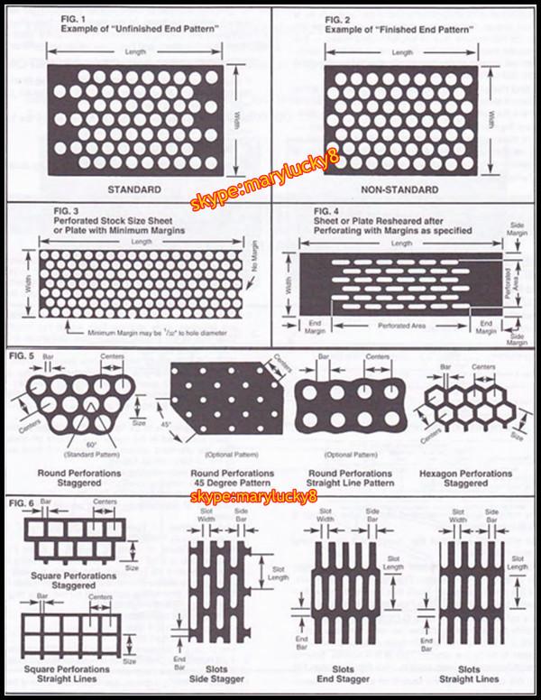 Perforated Metal Mesh Screens Perforated Screen Basket