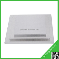 OEM 9mm thickness solid cake base for big cake