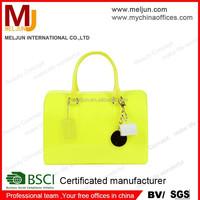 2015 fashionable women's bag lady hand bag wholesale leather bag