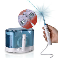 Manufacture?product oral care irrigator dental floss with long handle
