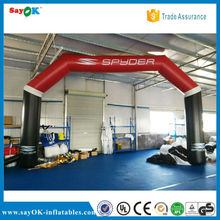 cheap inflatable arch for sale used inflatable arch for event