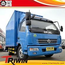 116hp EURO 4 DFA5041XXY11D2AC chinese cheap price 4x2 1 ton 1.6 ton 2 ton china mini van truck