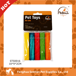 Wooden pet chews small animal chews