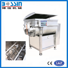 High working efficiency meat mixer for sale